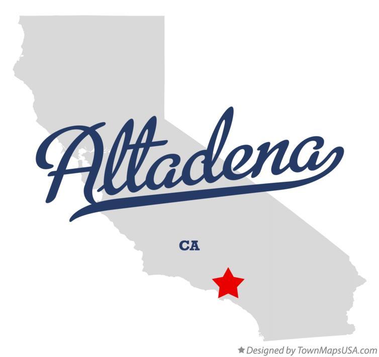Altadena Ca To Daly City Ca