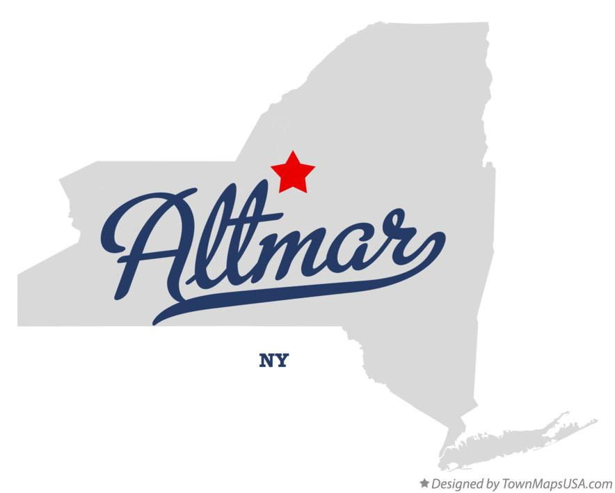 Map of Altmar New York NY