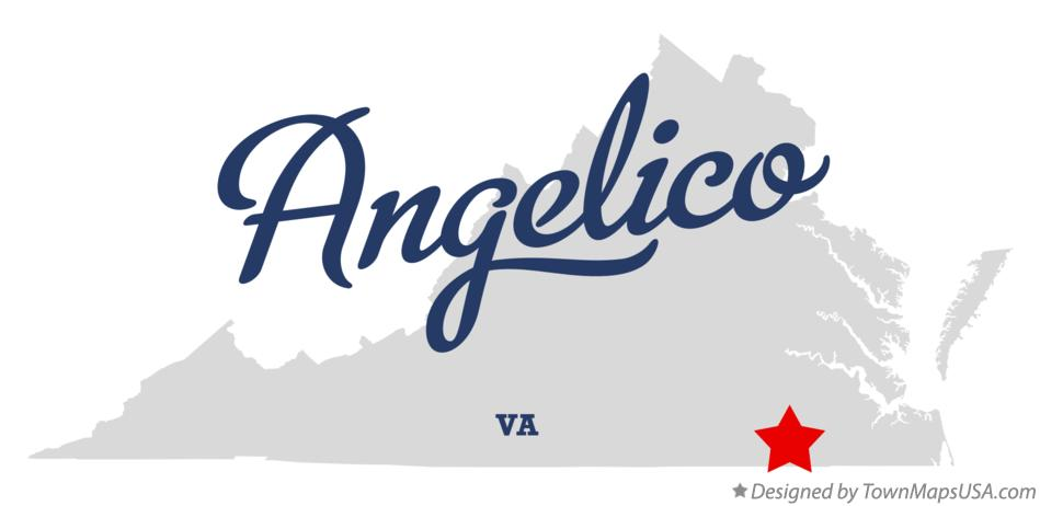 Map of Angelico Virginia VA