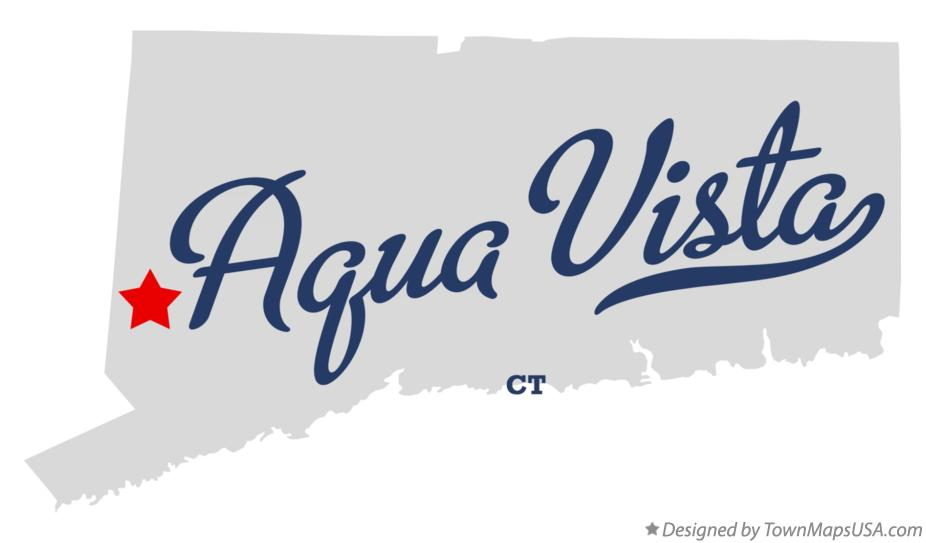 Map of Aqua Vista Connecticut CT