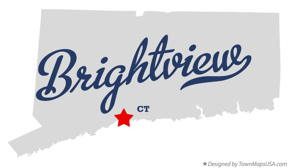 Map of Brightview Connecticut CT