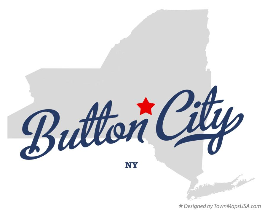 Map of Button City New York NY