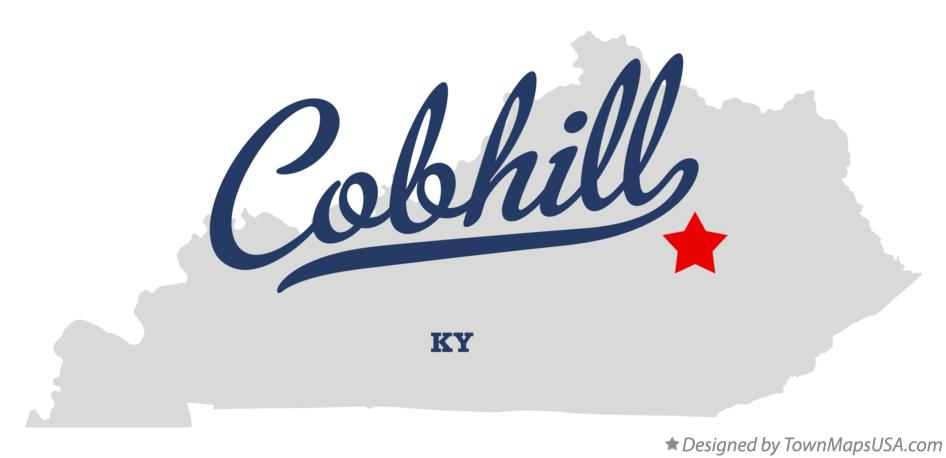 Map of Cobhill Kentucky KY