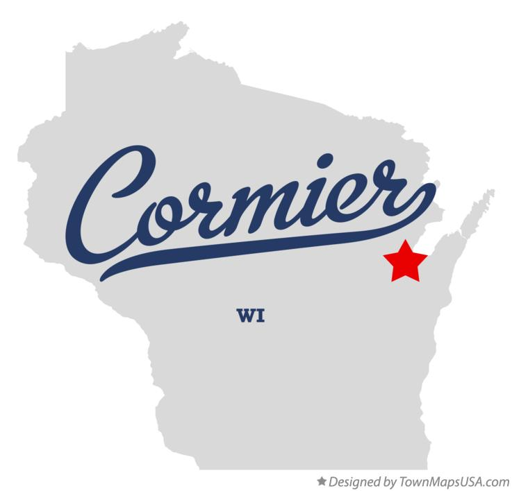 Map of Cormier Wisconsin WI