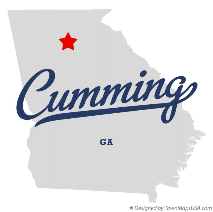 Image result for cumming ga townmapsusa