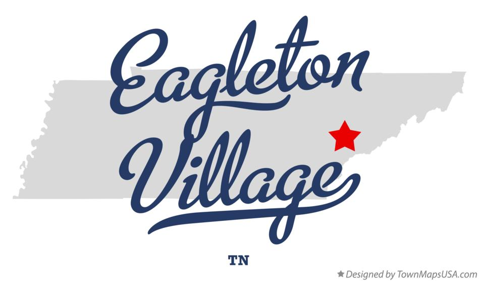 Map of Eagleton Village Tennessee TN