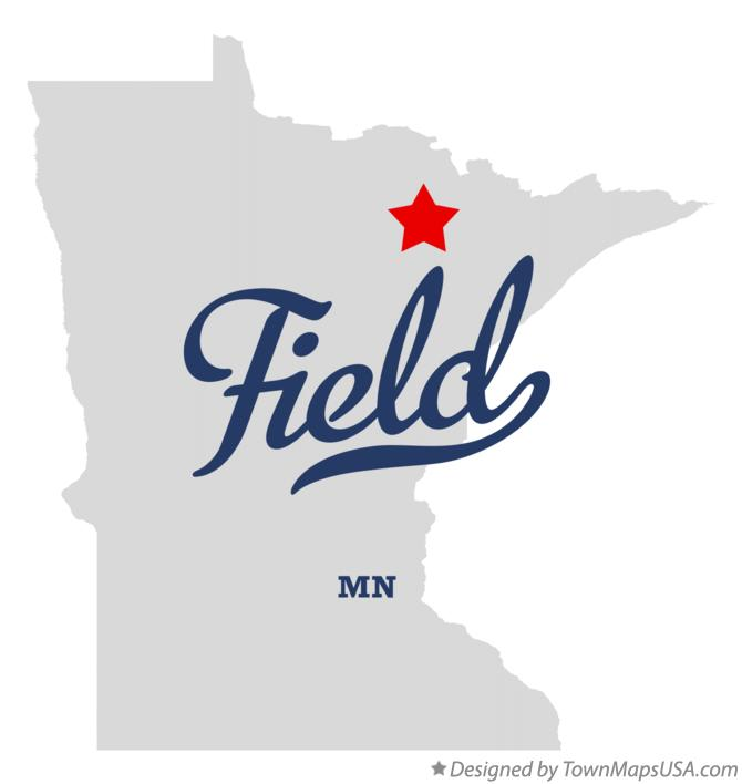 Map of Field Minnesota MN