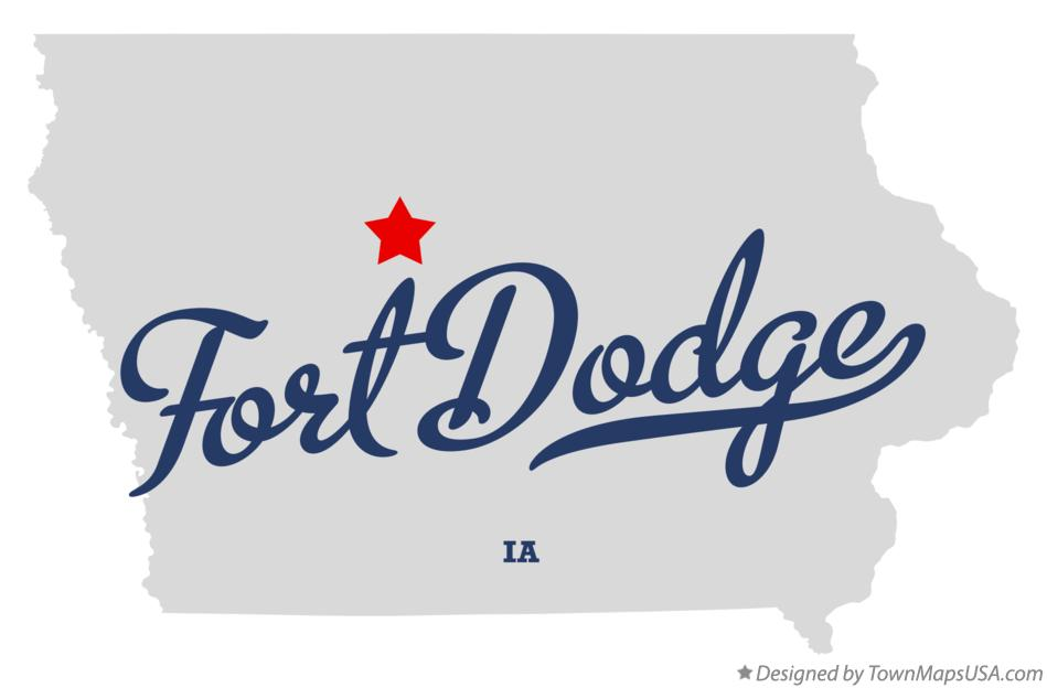 map of fort dodge iowa Map Of Fort Dodge Ia Iowa map of fort dodge iowa
