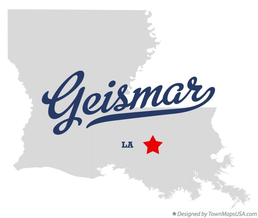 Map of Geismar, LA, Louisiana Geismar La Map on montz la map, erwinville la map, saint francisville la map, paulina la map, metairie la map, raceland la map, brittany la map, kelly la map, frenier la map, farmerville la map, minden la map, new iberia la map, innis la map, saint amant la map, slidell la map, galvez la map, darrow la map, harvey la map, gloster la map, prairieville la map,