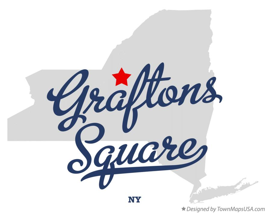 Map of Graftons Square New York NY
