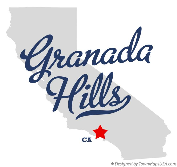 Map of Granada Hills, CA, California Map Granada Hills Ca on van nuys ca map, san fernando ca map, la tuna canyon ca map, united states ca map, conejo valley ca map, santa clarita ca map, lake forest ca map, cardiff by the sea ca map, downey ca map, east la ca map, la conchita ca map, arrowbear ca map, puente hills ca map, verdugo hills ca map, hammil valley ca map, goffs ca map, feather falls ca map, north hills ca map, 91354 zip code map, whitethorn ca map,