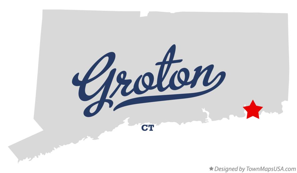 map of groton connecticut Map Of Groton Ct Connecticut map of groton connecticut