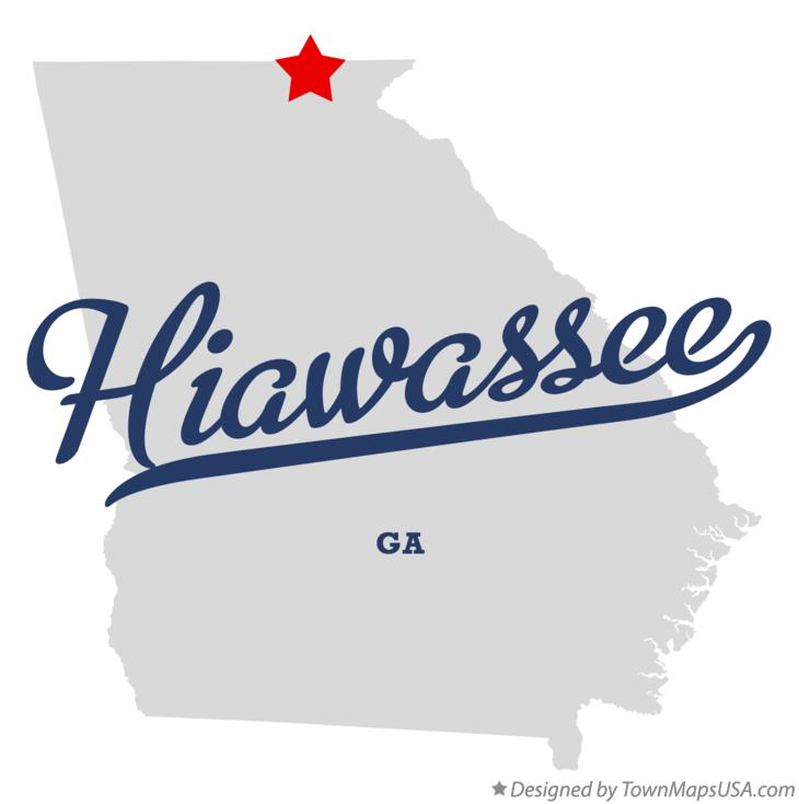 Image result for hiawassee ga townmapsusa