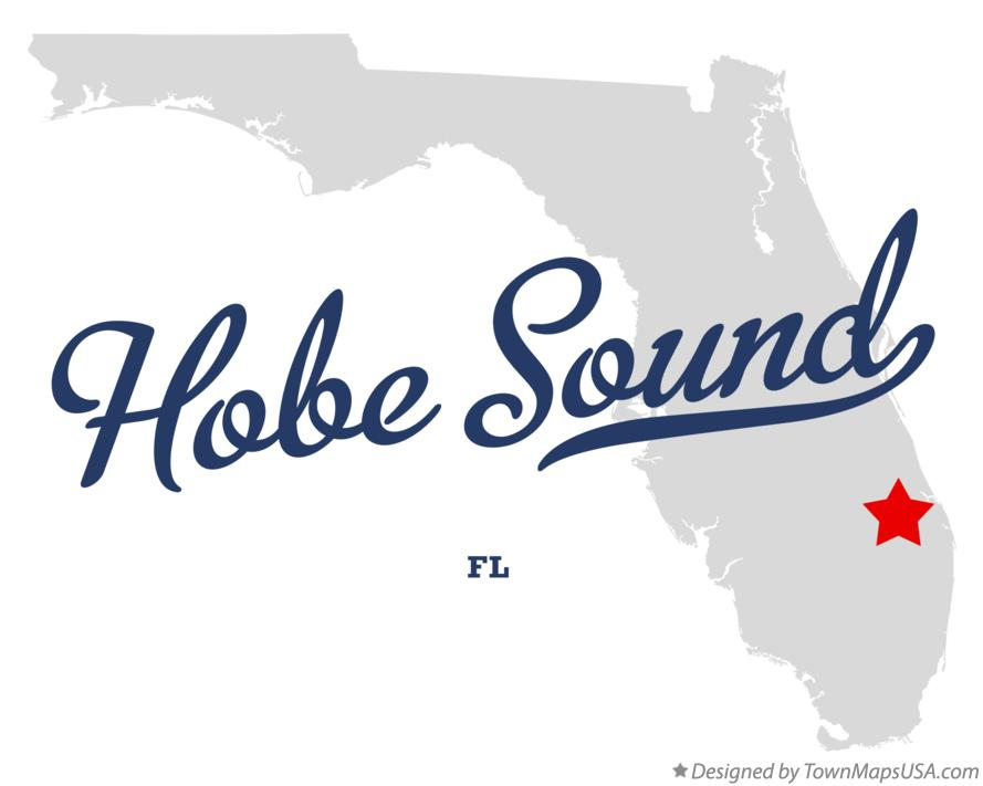 Hobe Sound Florida Map.Map Of Hobe Sound Fl Florida