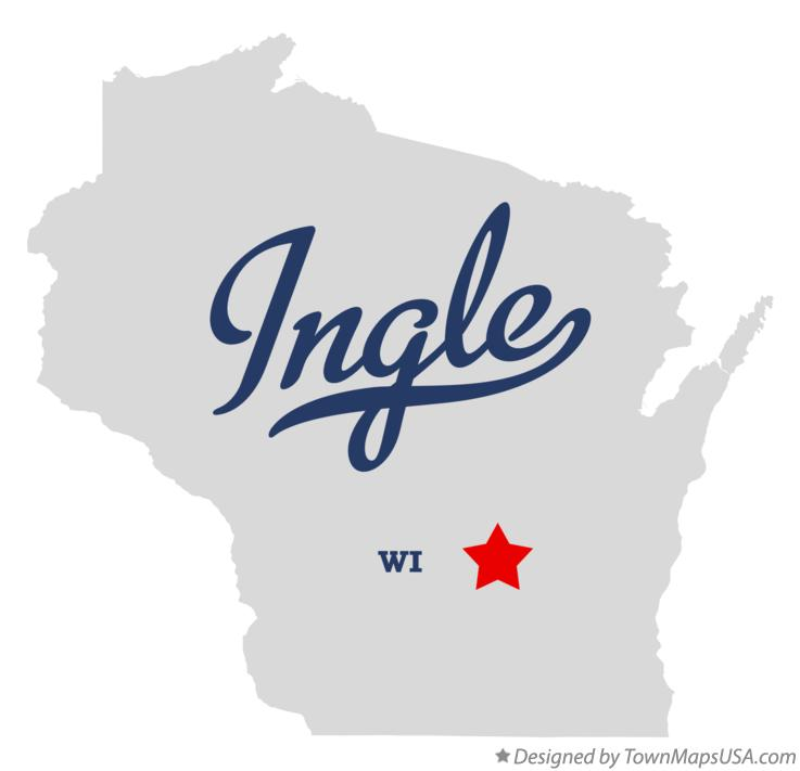 Map of Ingle Wisconsin WI