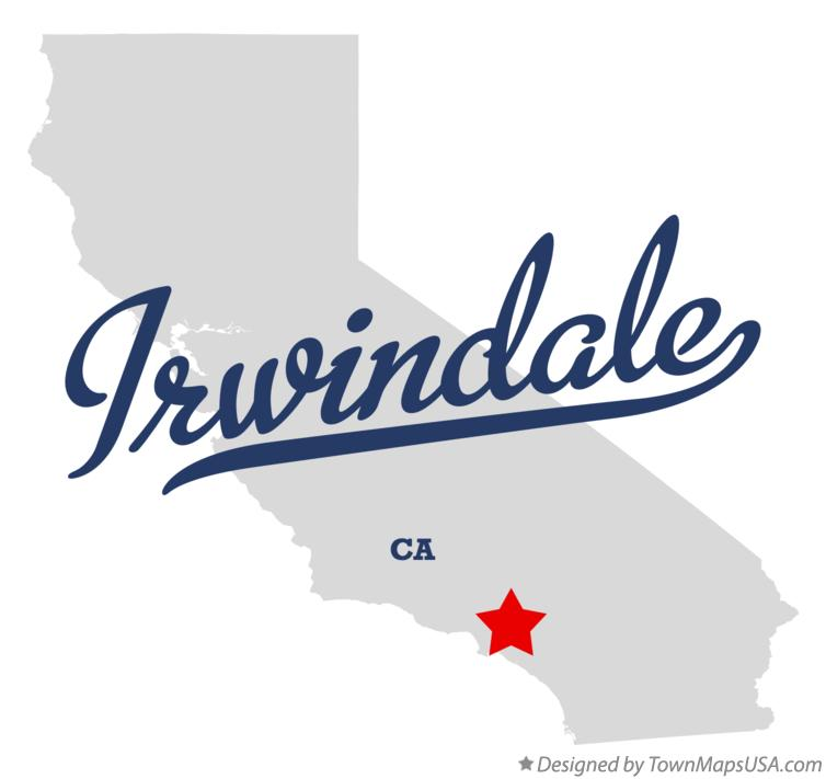 Irwindale California Map.Map Of Irwindale Ca California