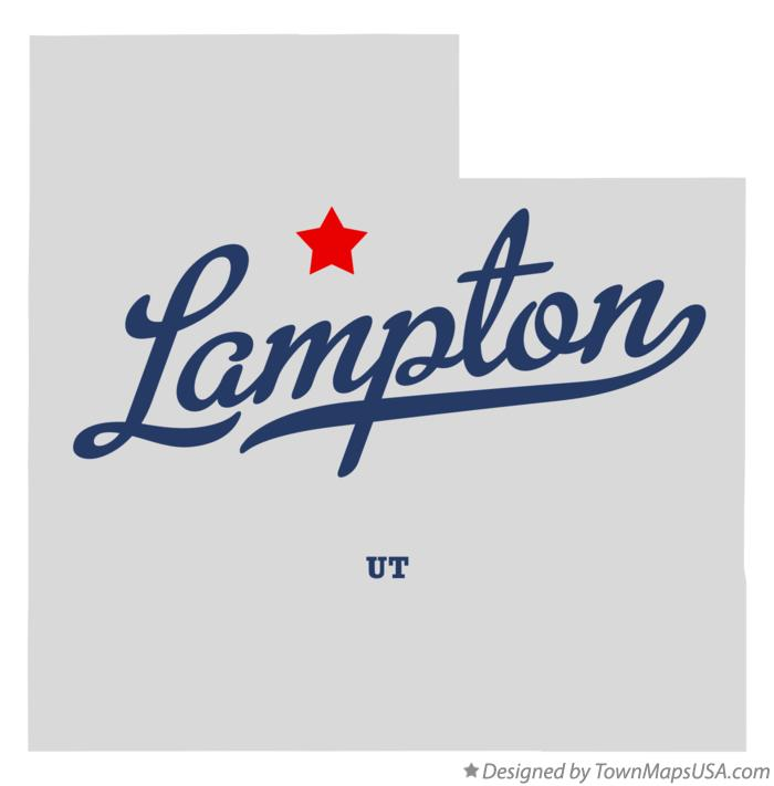 Map of Lampton Utah UT