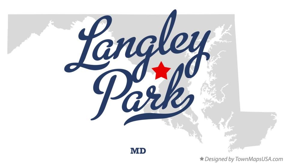 Map of langley park md maryland Home furniture and more langley park md