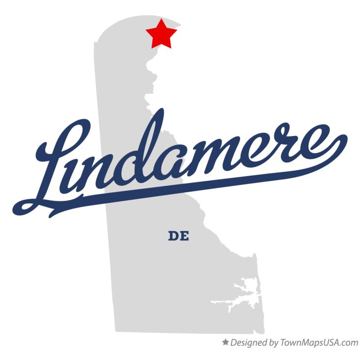 Map of Lindamere Delaware DE