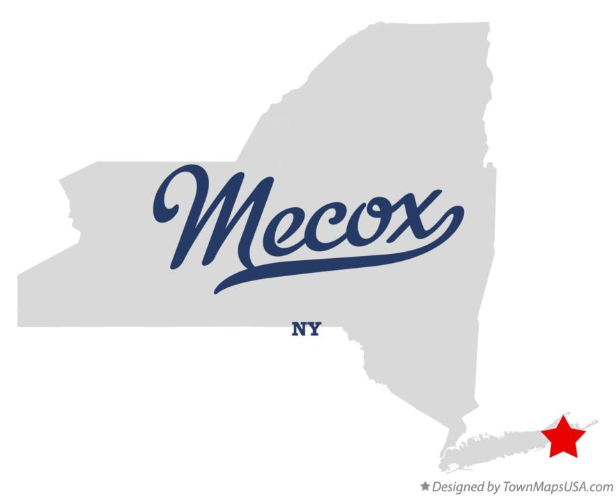 Map of Mecox New York NY