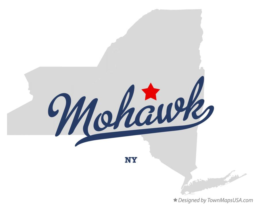 Map of Mohawk New York NY