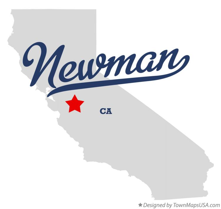 Newman California Map.Map Of Newman Ca California
