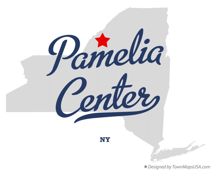 Map of Pamelia Center New York NY