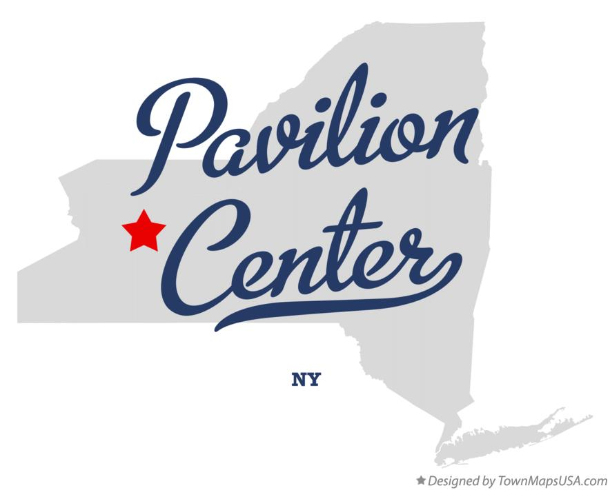 Map of Pavilion Center New York NY