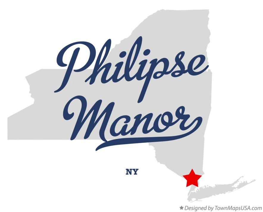 Map of Philipse Manor New York NY