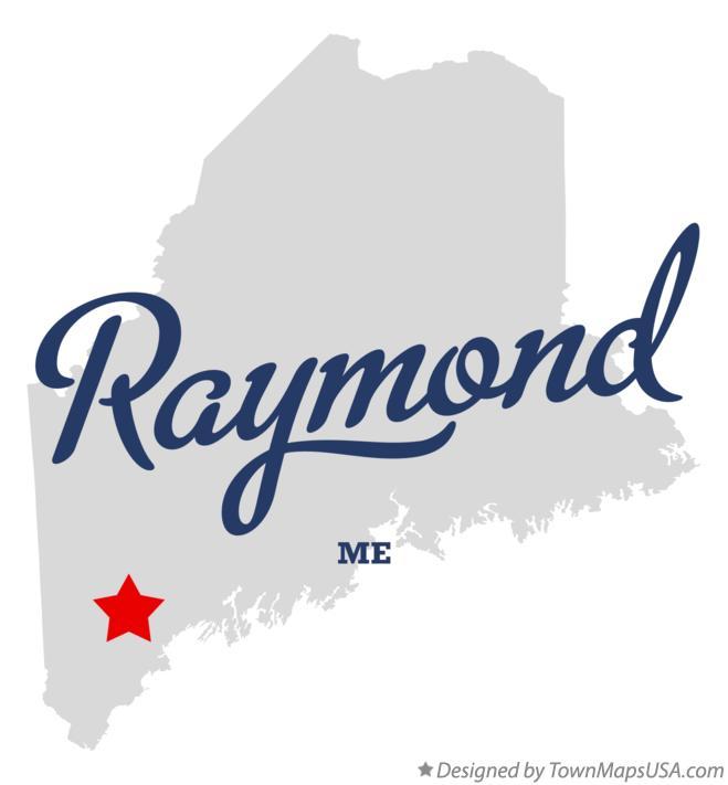 map of raymond maine Map Of Raymond Me Maine map of raymond maine