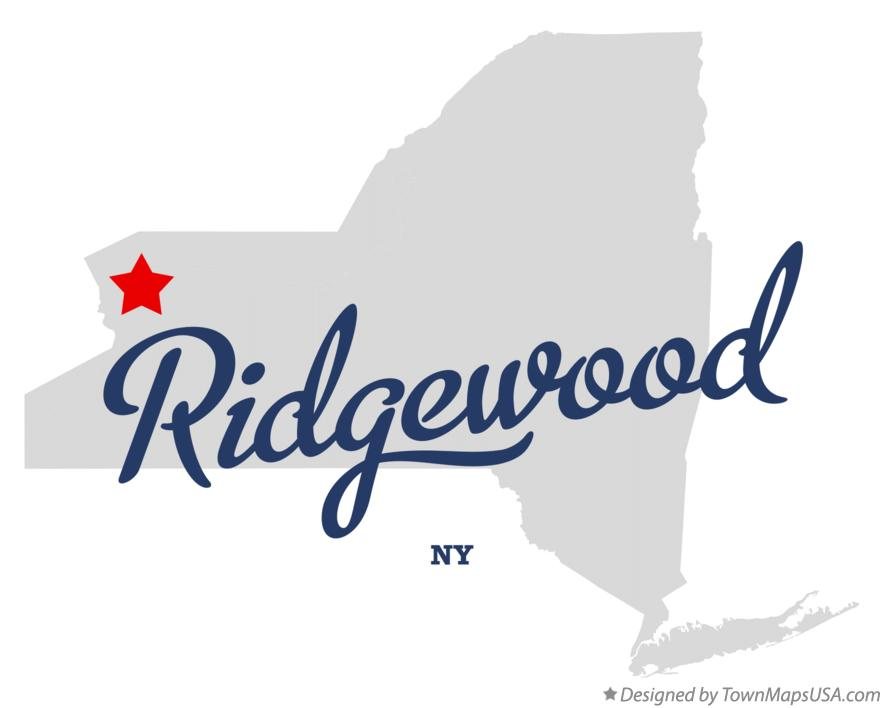 Ridgewood New York. Map of Ridgewood New York NY