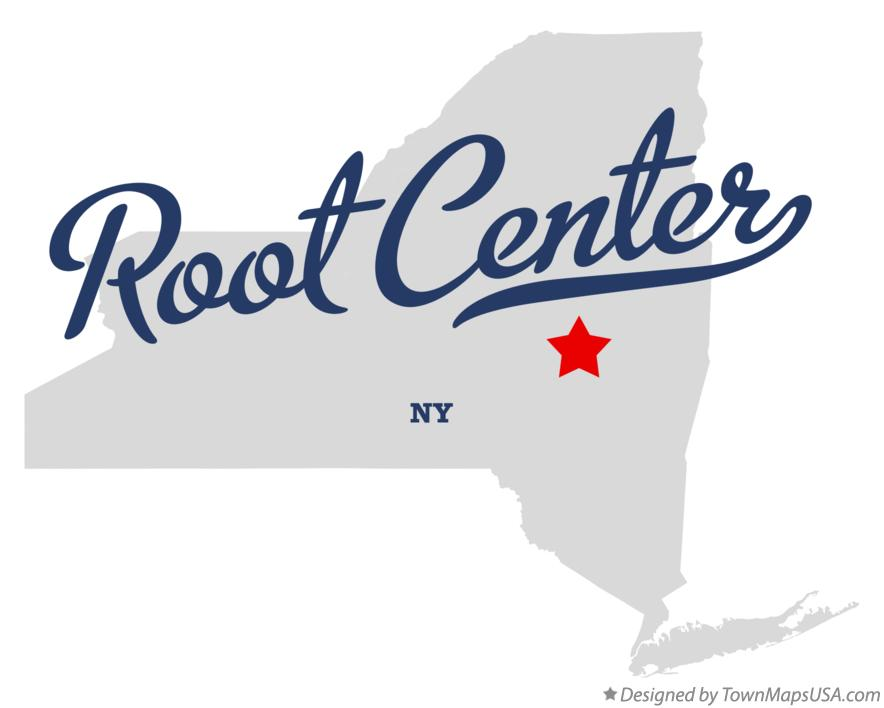 Map of Root Center New York NY