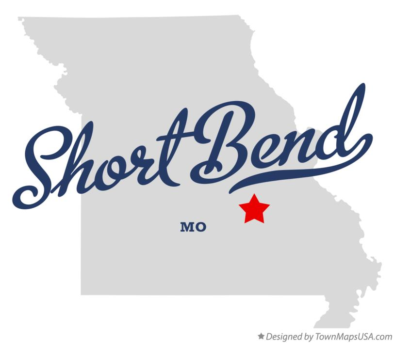 Map of Short Bend Missouri MO