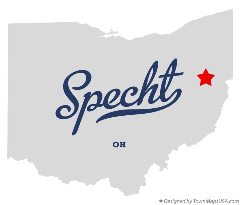 Map of Specht Ohio OH