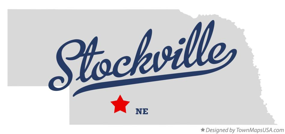 Map of Stockville Nebraska NE