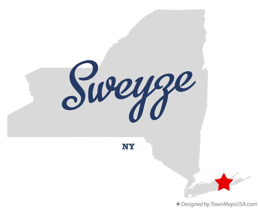 Map of Sweyze New York NY