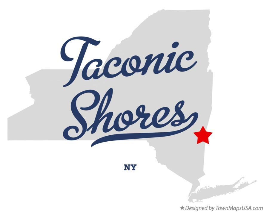 Map of Taconic Shores New York NY