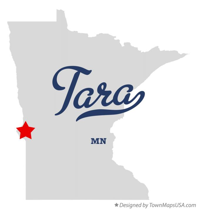 Map of Tara Minnesota MN