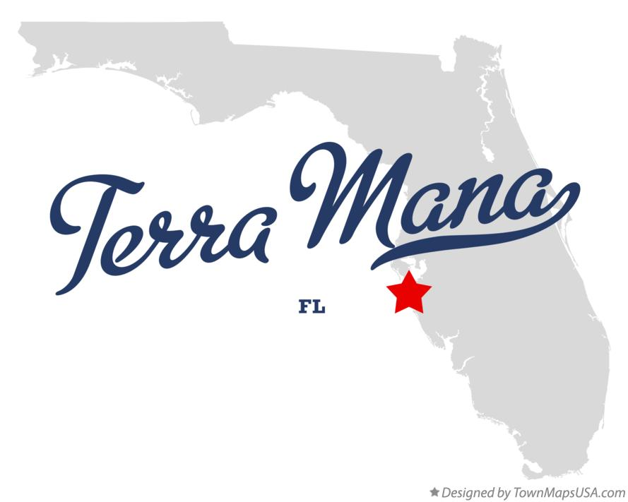 Map of Terra Mana Florida FL