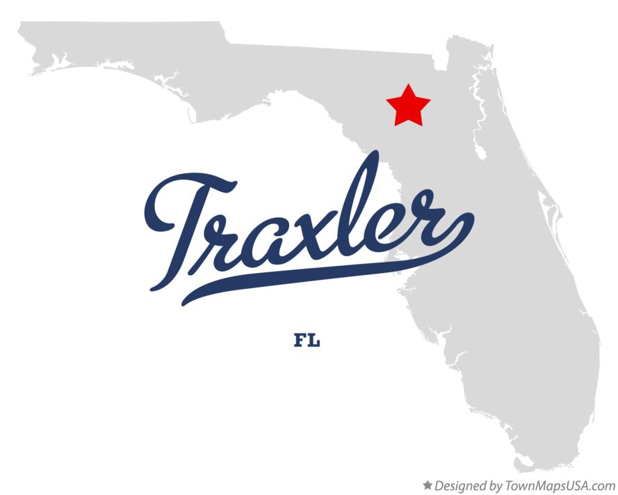 Map of Traxler Florida FL