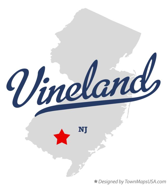 Map of Vineland, NJ, New Jersey Vineland Map Of Malaga on penns grove map, deptford township map, stone city map, randolph map, new jersey motorsports park map, summit map, browns mills map, flemington map, new jersey location map, oaklyn map, barnegat township map, haddonfield map, cherry hill map, avalon manor map, keansburg map, estell manor map, bayonne map, white house station map, westville map, southampton township map,