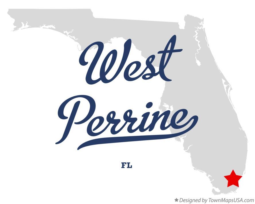 West Perrine To Miami Beach