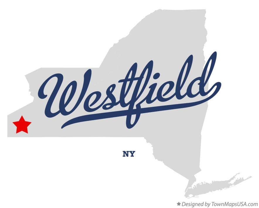 Map of Westfield New York NY