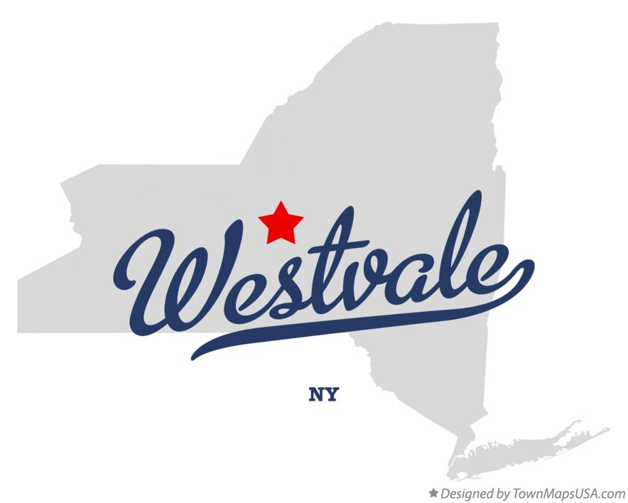 Map of Westvale New York NY