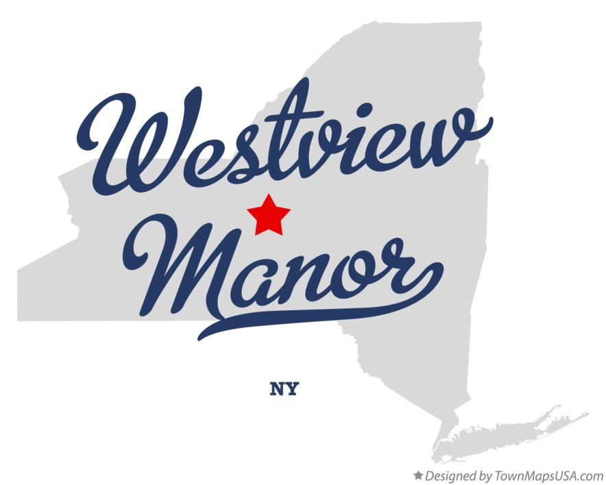 Map of Westview Manor New York NY
