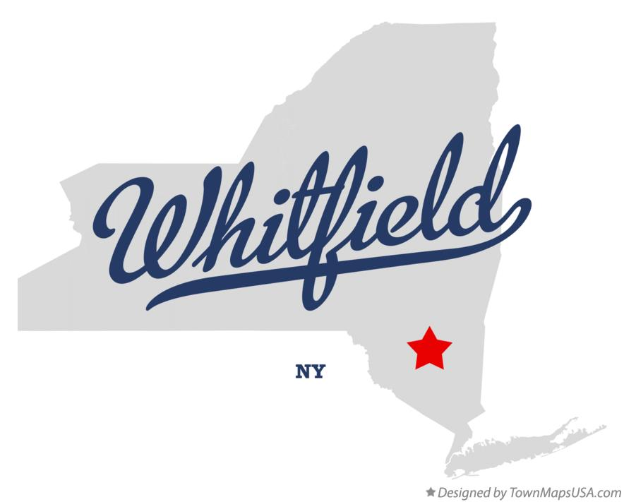 Map of Whitfield New York NY