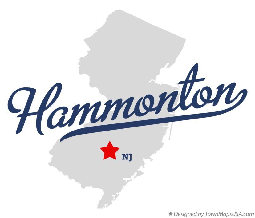 Image result for hammonton nj map