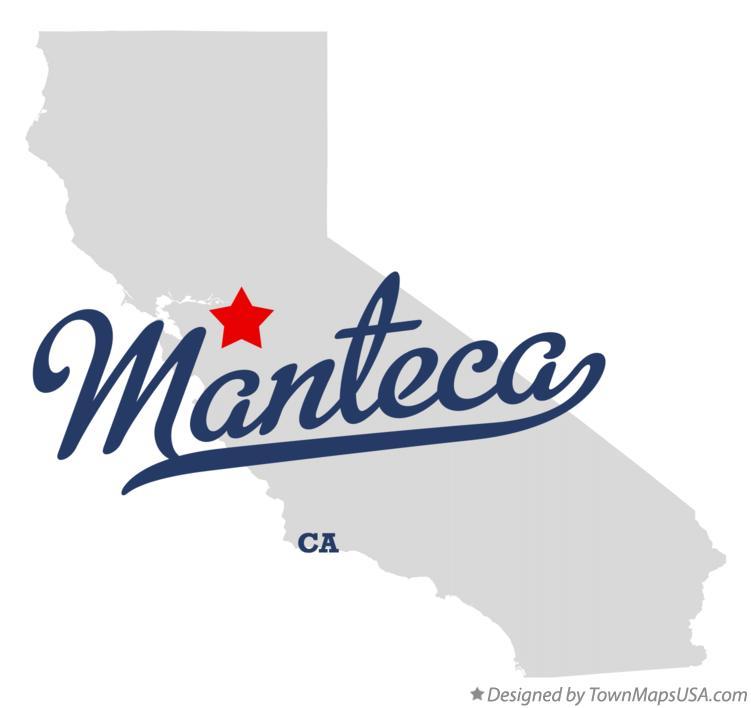 Manteca Ca Map Map of Manteca, CA, California Manteca Ca Map