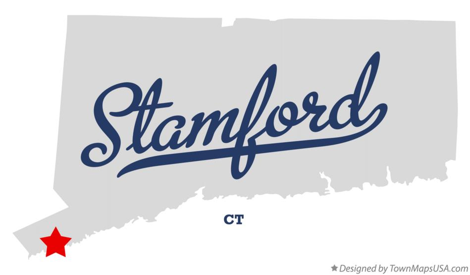 Stamford Ct Map Map of Stamford, CT, Connecticut Stamford Ct Map