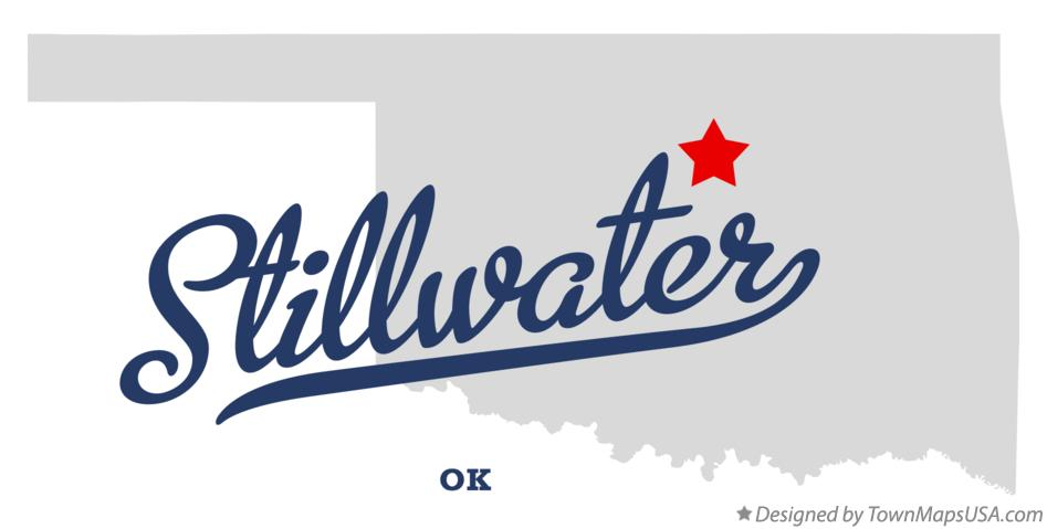 Stillwater Ok Map Map of Stillwater, OK, Oklahoma Stillwater Ok Map